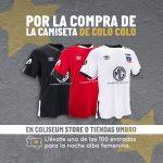 Colo Colo celebra su primera Noche Alba Femenina