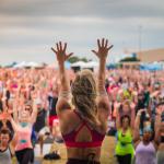 Reebok y Wanderlust llevan a Pucón el festival de fitness más importante del mundo