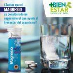 Descubre el poder del magnesio