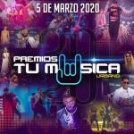 """Llegan los """"Premios tu música urbano""""  En vivo y exclusiva por  Telemundo internacional"""