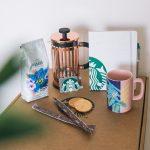 Una exclusiva propuesta para vivir la experiencia Starbucks en la comodidad de tu casa