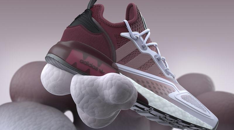 adidas Originals lanza dos nuevos modelos de zapatillas ZX 2K BOOST