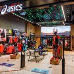 Asics abre su primera tienda en Chile