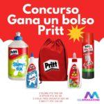 ¡Concursa y llévate un espectacular kit de productos Prittpara este regreso a clases!