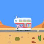 Peppa Pig se embarca en una aventura con destino a Estados Unidos