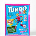 Turbo presenta Turbo Kids el complemento ideal que ayuda a potenciar las defensas