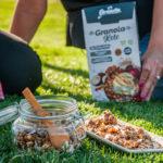 Emprendimiento chileno de granola sin aditivos llegó a revolucionar la industria de los cereales en el país