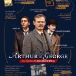 "Hoy: Acorn TV estrena la miniserie ""Arthur & George"" con Martin Clunes"