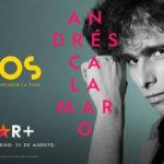 """11 revelaciones sobre Andrés Calamaro en el nuevo episodio de """"Bios. vidas que marcaron la tuya"""